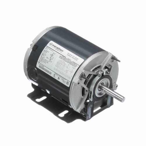 Marathon 4680 1/4 HP 1725 RPM 115/208-230 Volts Belt Drive Fan and Blower Motor