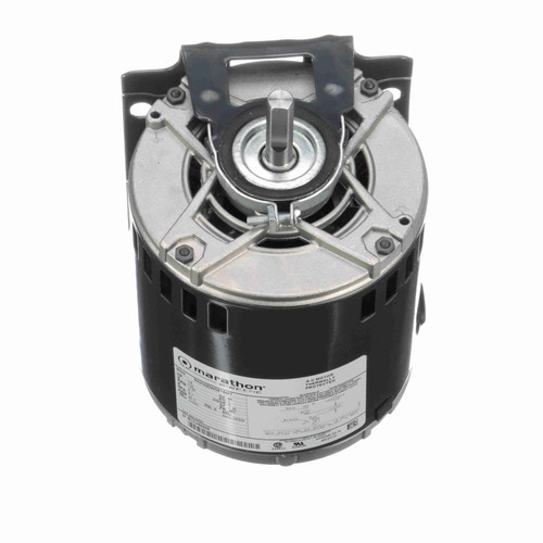 Marathon HG701 1/4 HP 1725 RPM 115 Volts Belt Drive Fan and Blower Motor