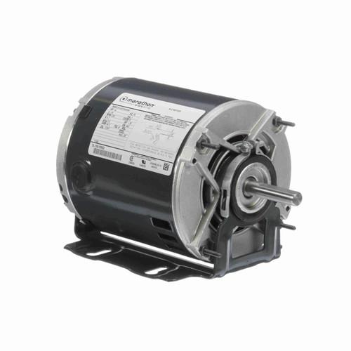 Marathon H160 1/4 HP 1725 RPM 115 Volts Belt Drive Fan and Blower Motor