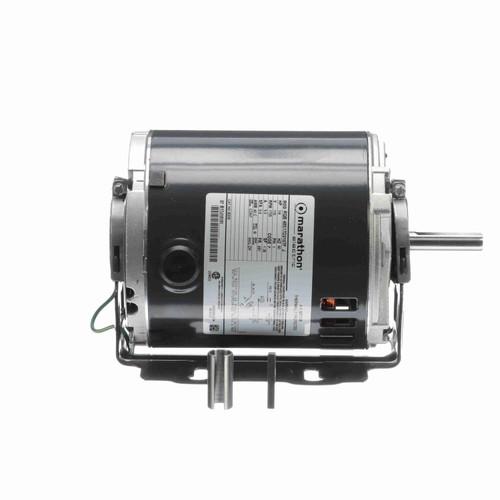 Marathon B206 1/4 HP 1725 RPM 115 Volts Belt Drive Fan and Blower Motor