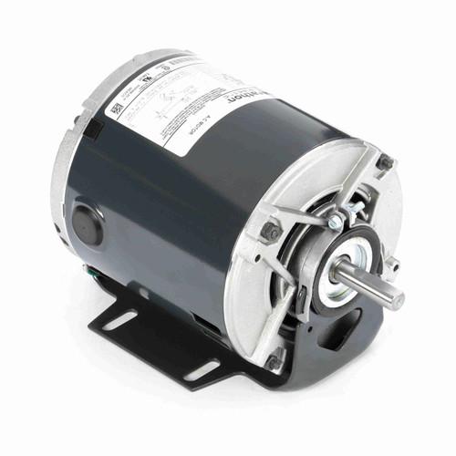 Marathon 4355 1/4 HP 1725 RPM 115 Volts Belt Drive Fan and Blower Motor