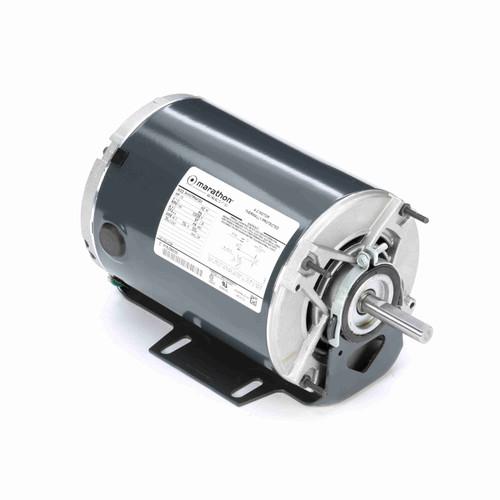 Marathon H159 1/6 HP 1140 RPM 115 Volts Belt Drive Fan and Blower Motor