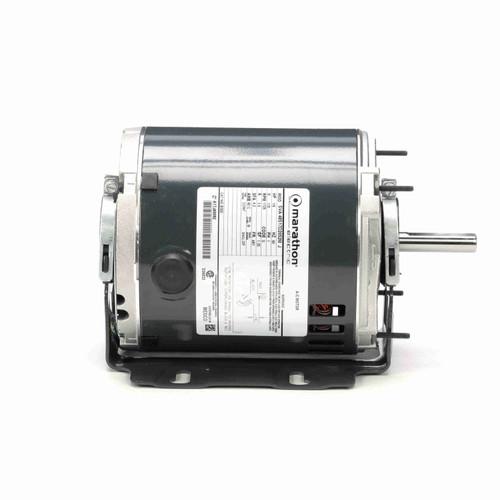 Marathon B300 1/6 HP 1725 RPM 115 Volts Belt Drive Fan and Blower Motor