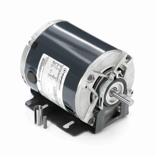Marathon D107 1/6 HP 1725 RPM 115 Volts Belt Drive Fan and Blower Motor