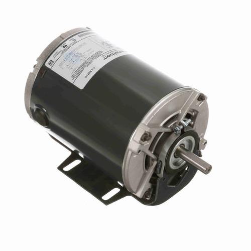 Marathon 4322 1/6 HP 1725/1140 RPM 115 Volts Belt Drive Fan and Blower Motor