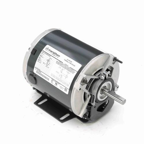 Marathon HG152 1/12 HP 1140 RPM 115 Volts Belt Drive Fan and Blower Motor