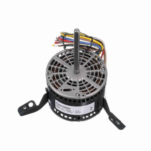 Marathon X034 1/4 HP 1075 RPM 115 Volts Direct Drive Fan and Blower Motor