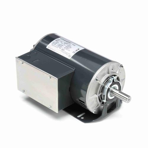 Marathon I147 2 HP 1800 RPM 115/208-230 Volts General Purpose Motor