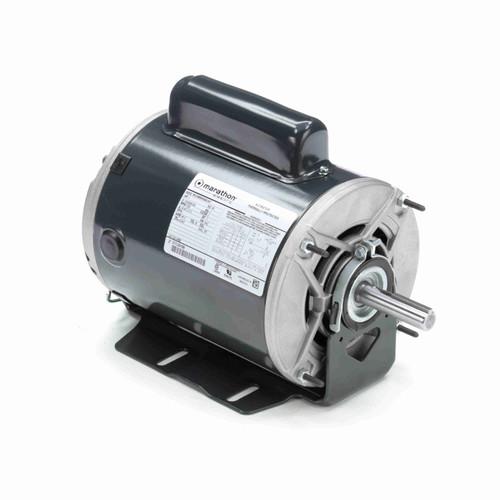 Marathon 4688 1 HP 1725 RPM 115/208-230 Volts Belt Drive Fan and Blower Motor
