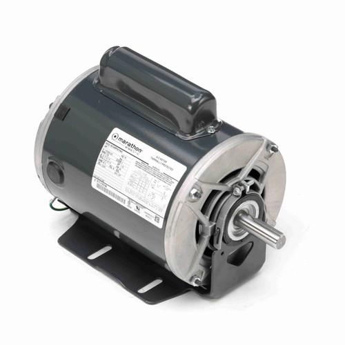 Marathon C1158 1 HP 1800 RPM 115/208-230 Volts General Purpose Motor