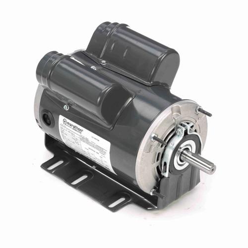 Marathon B609 3/4 HP 1725 RPM 277 Volts Belt Drive Fan and Blower Motor