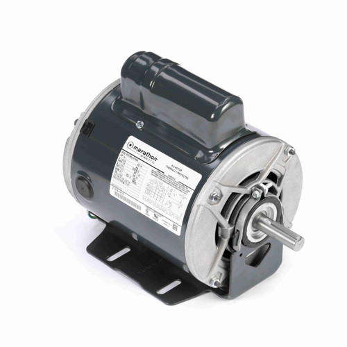 Marathon D1113 3/4 HP 1800 RPM 115/230 Volts General Purpose Motor