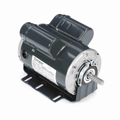 Marathon G156 3/4 HP 1800 RPM 115/208-230 Volts General Purpose Motor