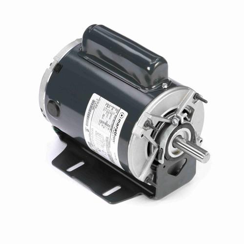 Marathon B318 3/4 HP 1800 RPM 115/208-230 Volts General Purpose Motor