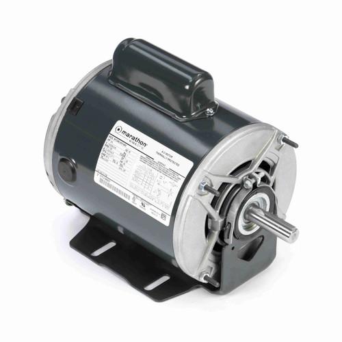 Marathon C1156 3/4 HP 1800 RPM 115/208-230 Volts General Purpose Motor