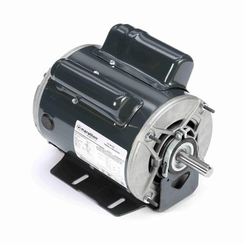 Marathon C474 3/4 HP 1800 RPM 115 Volts General Purpose Motor