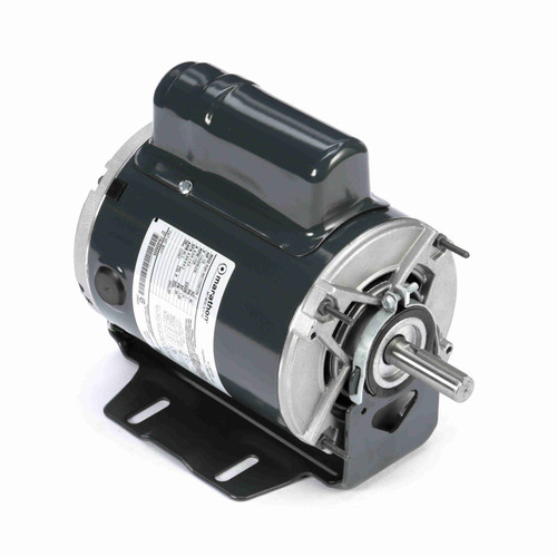 Marathon B317 1/2 HP 1800 RPM 115/208-230 Volts General Purpose Motor