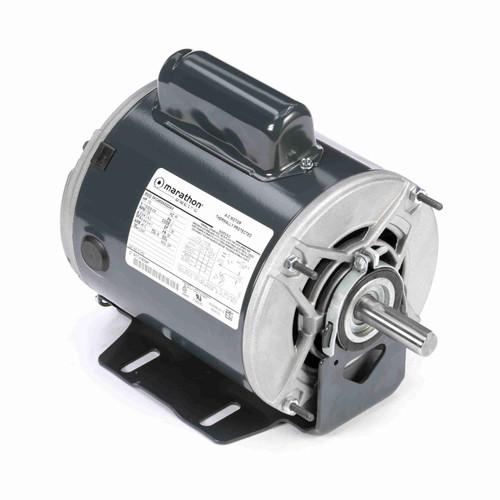 Marathon C1153 1/2 HP 1800 RPM 115/208-230 Volts General Purpose Motor