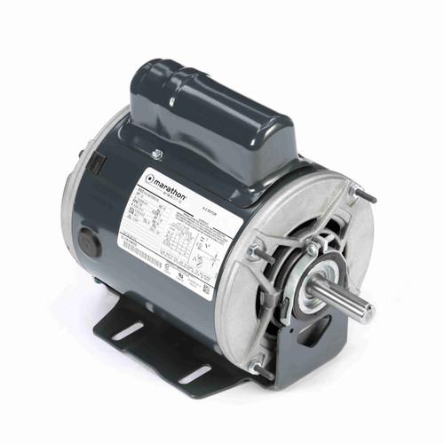 Marathon B1316 1/2 HP 1800 RPM 115/208-230 Volts General Purpose Motor