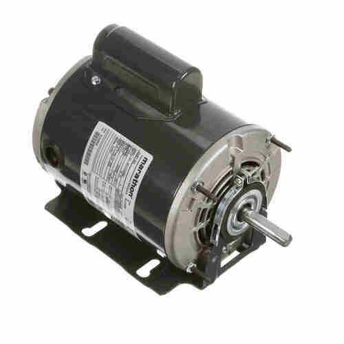 Marathon D119 1/3 HP 1725 RPM 115/230 Volts Belt Drive Fan and Blower Motor
