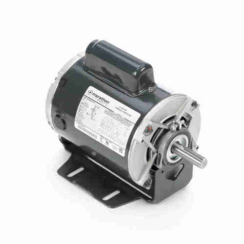 Marathon C216 1/3 HP 1800 RPM 115/208-230 Volts General Purpose Motor
