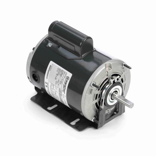Marathon B314 1/3 HP 1725 RPM 115/208-230 Volts Belt Drive Fan and Blower Motor