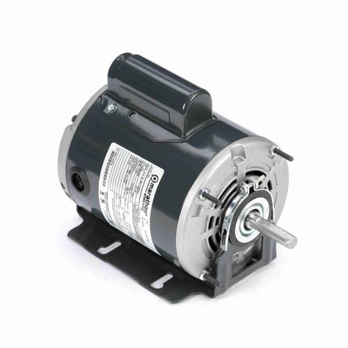 Marathon B312 1/4 HP 1725 RPM 115/208-230 Volts Belt Drive Fan and Blower Motor