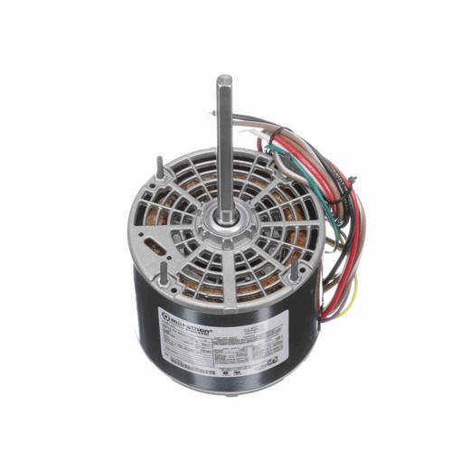 Marathon X037 1/3 HP 1075 RPM 460 Volts Direct Drive Fan and Blower Motor