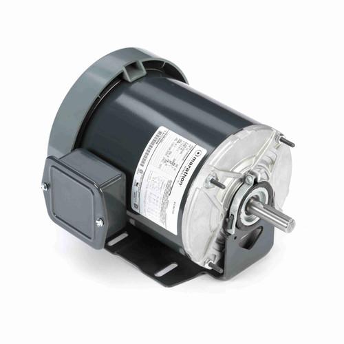 Marathon K541 1/2 HP 1140 RPM 208-230/460 Volts Belt Drive Fan and Blower Motor