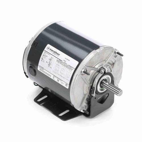 Marathon K284 1/2 HP 1725 RPM 208-230/460 Volts Belt Drive Fan and Blower Motor