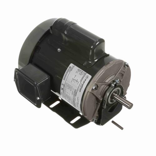 Marathon C806 3/4 HP 1725 RPM 115/230 Volts Belt Drive Fan and Blower Motor
