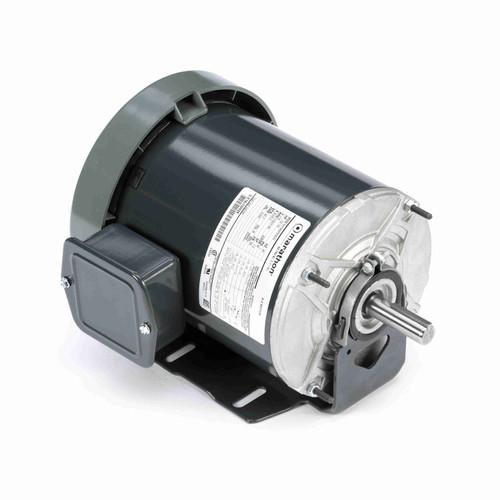 Marathon HG191 1/2 HP 1725/1140 RPM 115 Volts Belt Drive Fan and Blower Motor