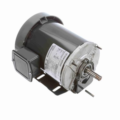 Marathon HG186 1/3 HP 1140 RPM 115 Volts Belt Drive Fan and Blower Motor