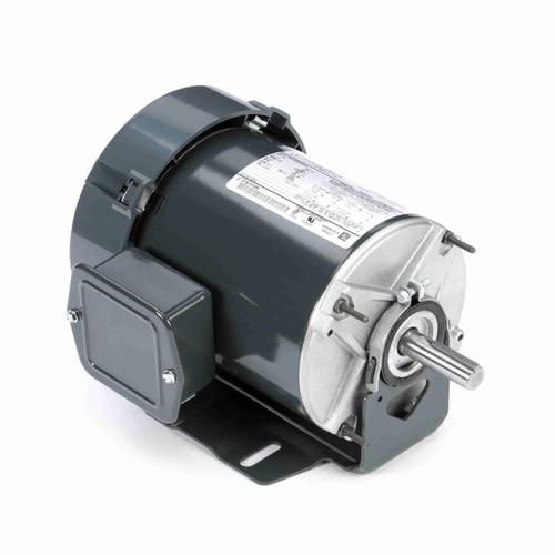 Marathon H236 1/3 HP 1725 RPM 115 Volts Belt Drive Fan and Blower Motor