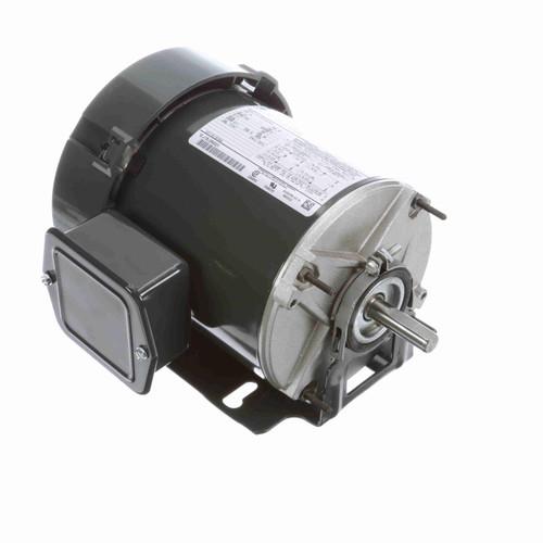 Marathon B1502 1/4 HP 1725 RPM 115 Volts Belt Drive Fan and Blower Motor