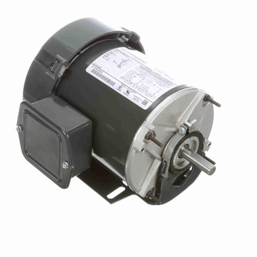 Marathon H291 1/6 HP 1725 RPM 115 Volts Belt Drive Fan and Blower Motor