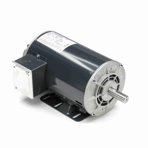 Marathon X251 5 HP 3450 RPM 208-230/460 Volts Belt Drive Fan and Blower Motor