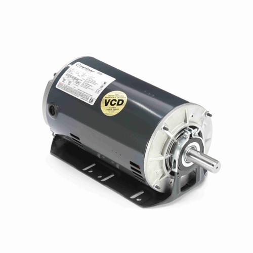 Marathon G145 3 HP 1725 RPM 208-230/460 Volts Belt Drive Fan and Blower Motor
