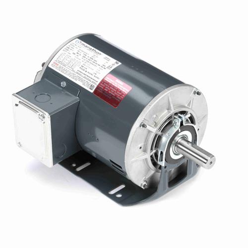 Marathon B193 3 HP 3450 RPM 208-230/460 Volts Belt Drive Fan and Blower Motor