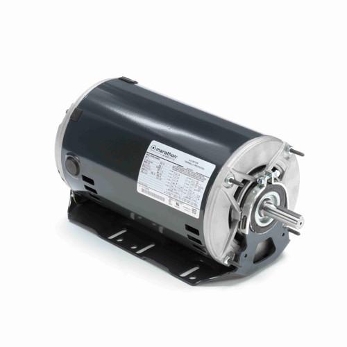 Marathon K1418 2 HP 1725 RPM 208-230/460 Volts Belt Drive Fan and Blower Motor