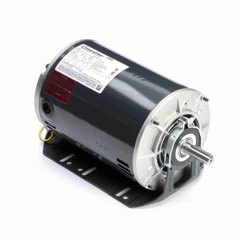 Marathon G127 2 HP 1725 RPM 208-230/460 Volts Belt Drive Fan and Blower Motor