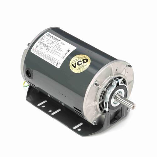 Marathon G144 2 HP 1725 RPM 208-230/460 Volts Belt Drive Fan and Blower Motor