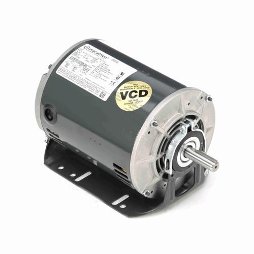 Marathon G143 1-1/2 HP 1725 RPM 208-230/460 Volts Belt Drive Fan and Blower Motor