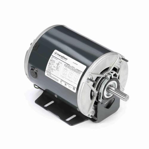 Marathon K278 1 HP 1725 RPM 208-230/460 Volts Belt Drive Fan and Blower Motor