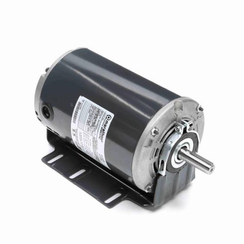 Marathon G100 1 HP 1725 RPM 208-230/460 Volts Belt Drive Fan and Blower Motor