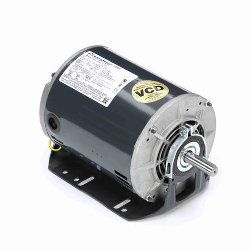 Marathon G142 1 HP 1725 RPM 208-230/460 Volts Belt Drive Fan and Blower Motor