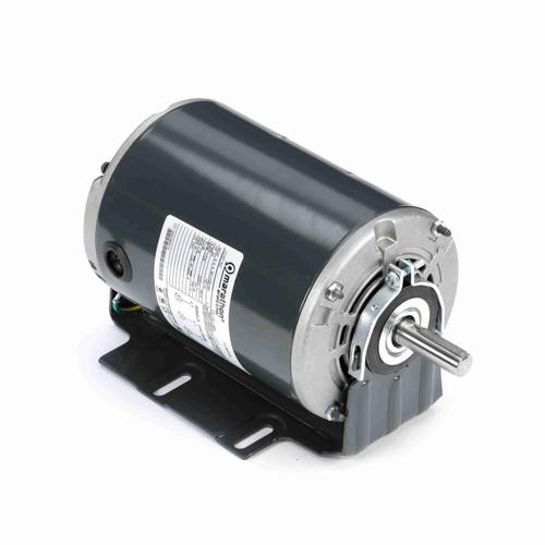 Marathon G962 3/4 HP 1725 RPM 575 Volts Belt Drive Fan and Blower Motor
