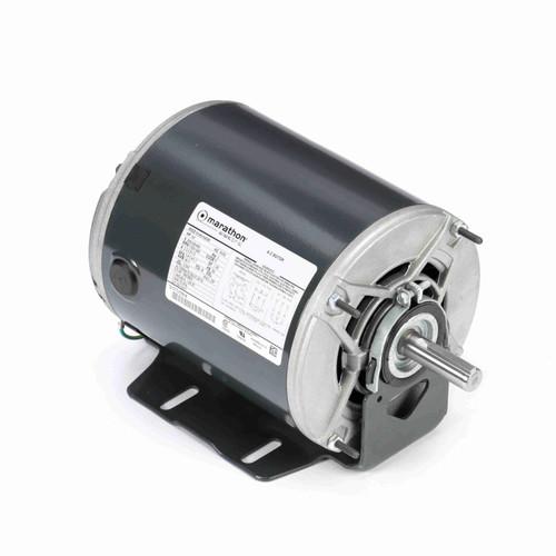 Marathon K277 3/4 HP 1725 RPM 208-230/460 Volts Belt Drive Fan and Blower Motor