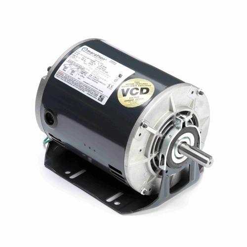 Marathon G141 3/4 HP 1725 RPM 208-230/460 Volts Belt Drive Fan and Blower Motor