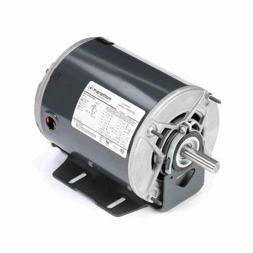 Marathon K1410 3/4 HP 1725 RPM 208-230/460 Volts Belt Drive Fan and Blower Motor